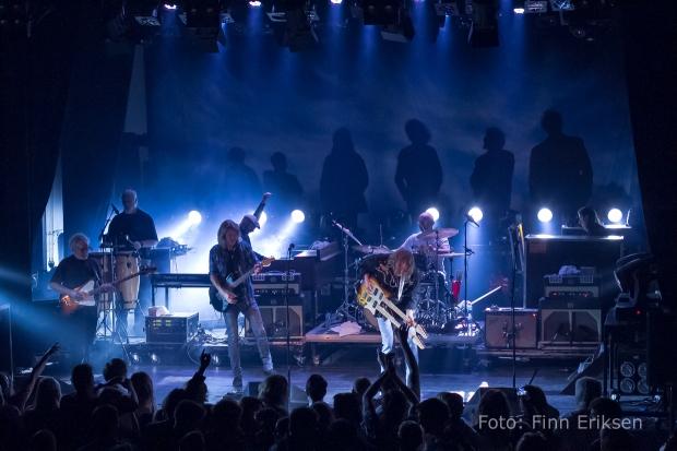 Konsert i Sekkefabrikken på Slemmestad