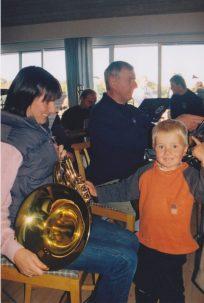 Beate y Håkon (2003?)